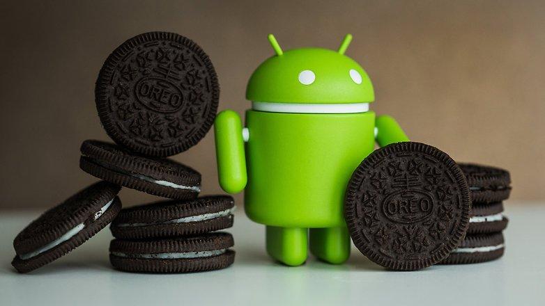 Android Oreo para equipos Samsung