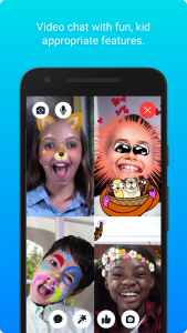 Facebook Messenger Kids para Android