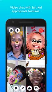 Facebook Messenger Kids para Android