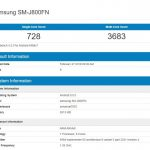Samsung Galaxy J8 y J6 se revelan con especificaciones en Geekbench