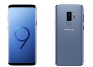 Galaxy S9+ azul