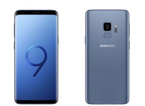 Galaxy S9 azul