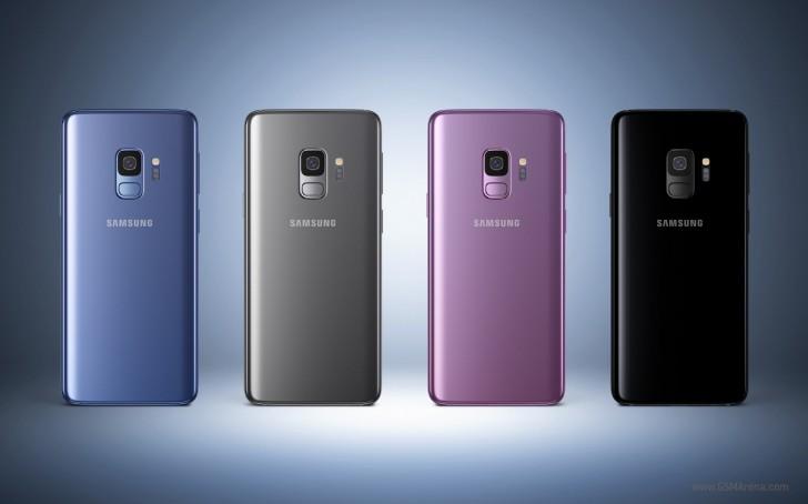 Galaxy S9 teléfonos