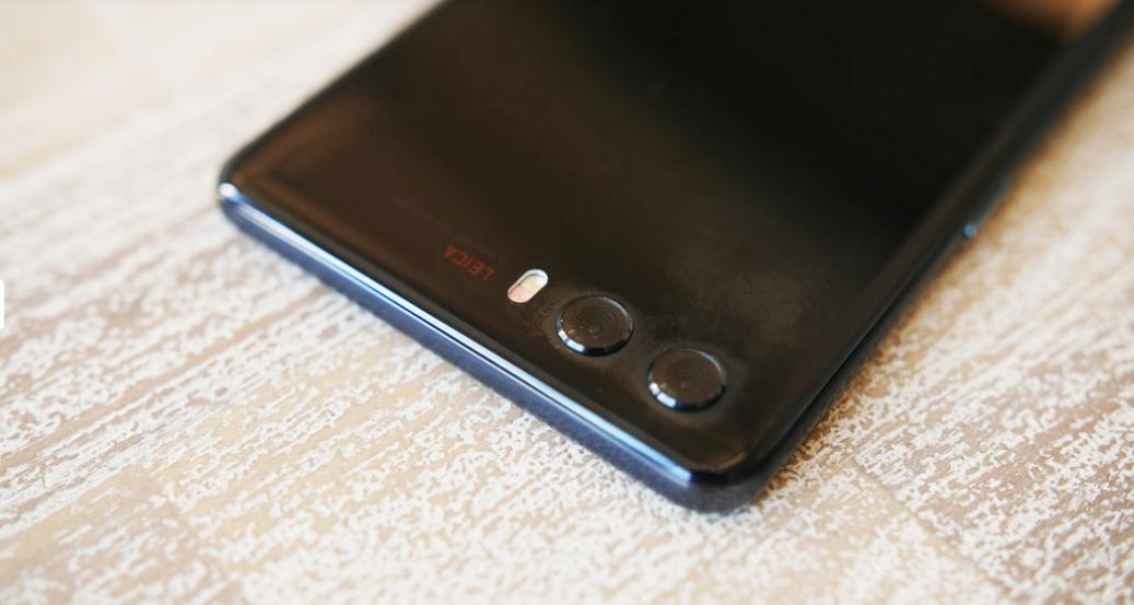 Huawei P20 prototipo cámaras