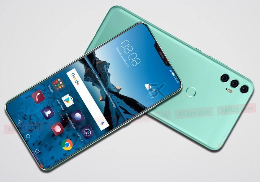 Huawei P20 equipo rumorado