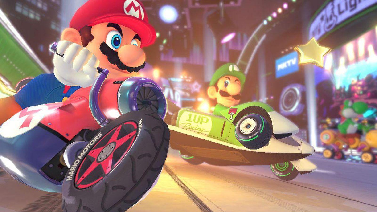 Mario Kart llegará a móviles