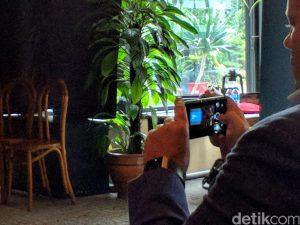 Nokia 7 Plus caputarando foto