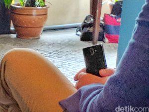 Nokia 7 Plus en las manos