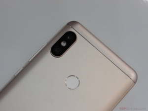 Redmi Note 5 Pro cámara
