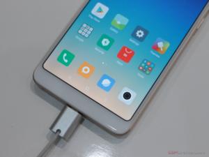 Redmi Note 5 Pro conector