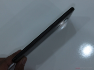 Redmi Note 5 lateral