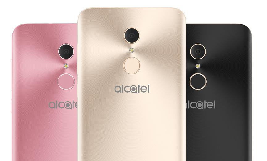 Alcatel A3 Plus 3G en México cámara posterior