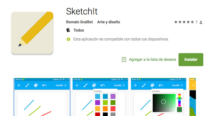 App SketchIt