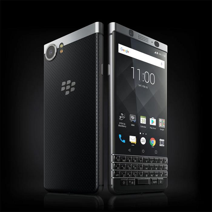 BlackBerry KEYone en Telcel México