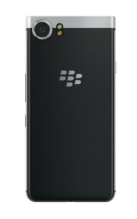 BlackBerry KEYone en Telcel México - cámara posterior