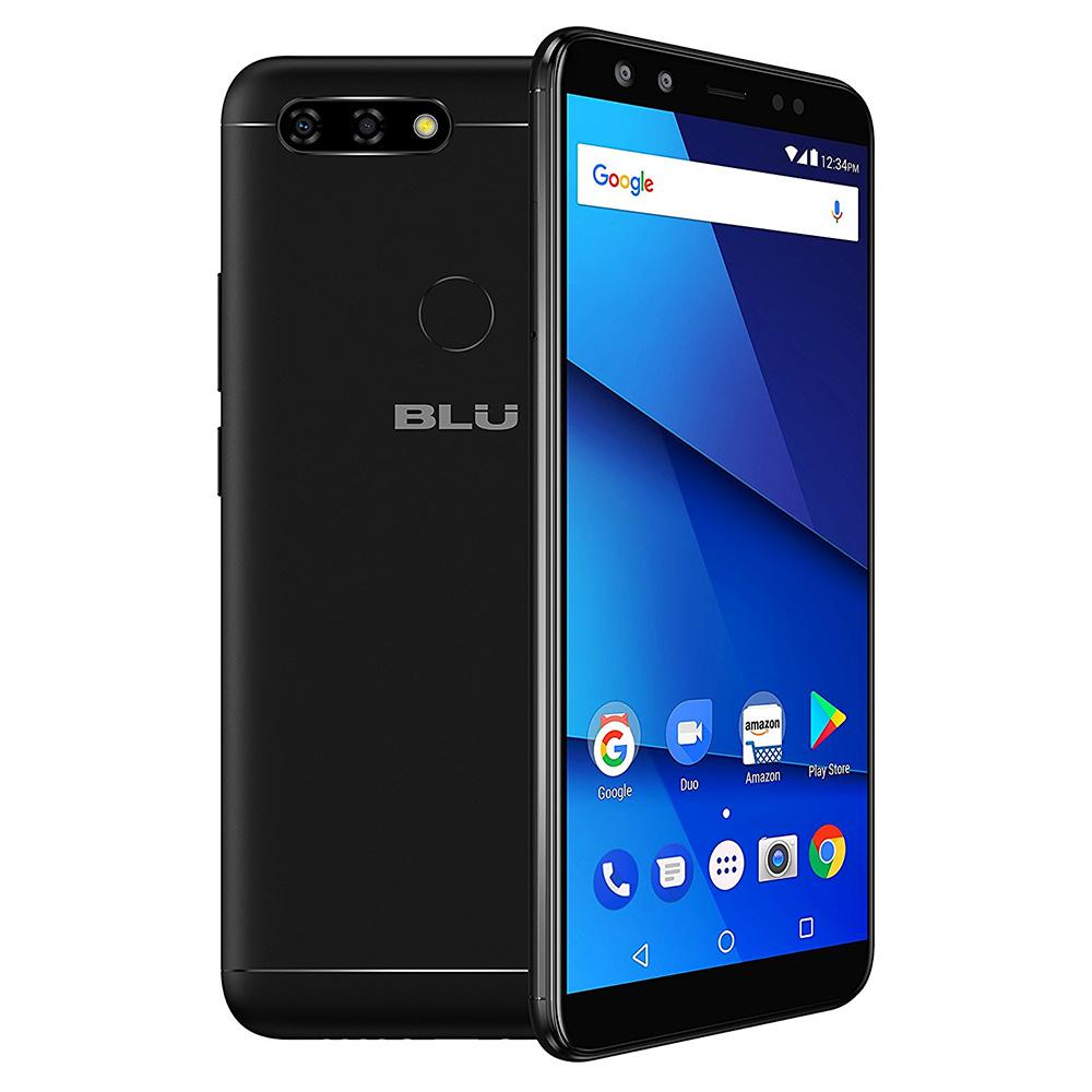 Blu Vivo X con cuatro cámaras y pantalla a 18:9 HD