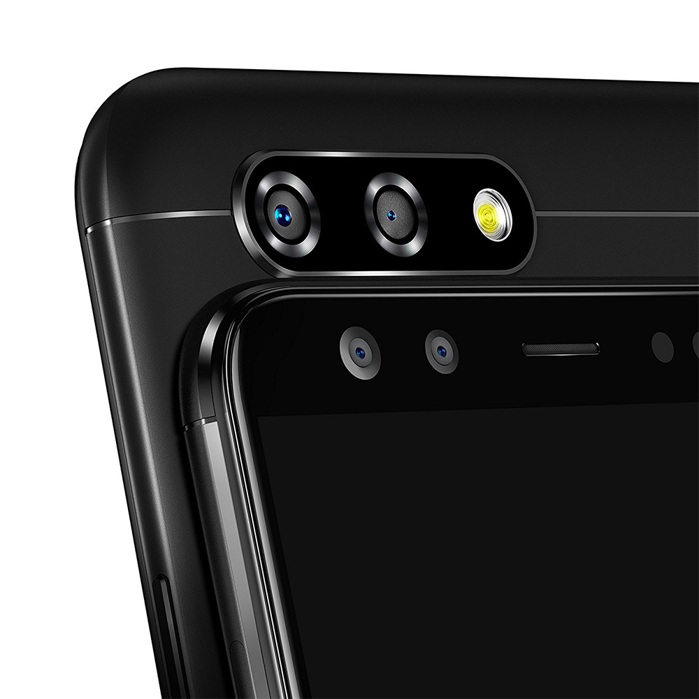 Blu Vivo X Doble cámara posterior y doble cámara frontal