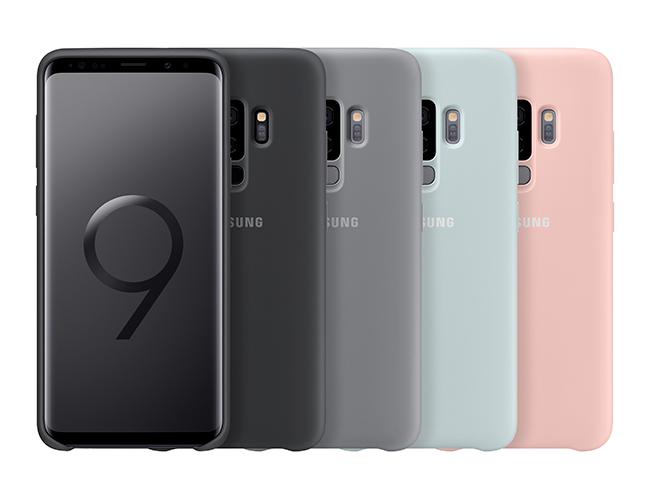 Samsung Galaxy S9+ Colores y cubiertas