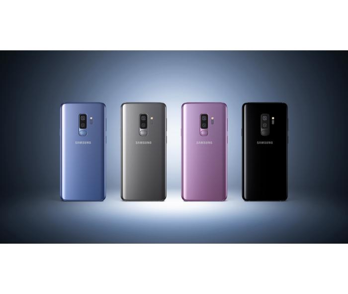 Samsung Galaxy S9+ Colores