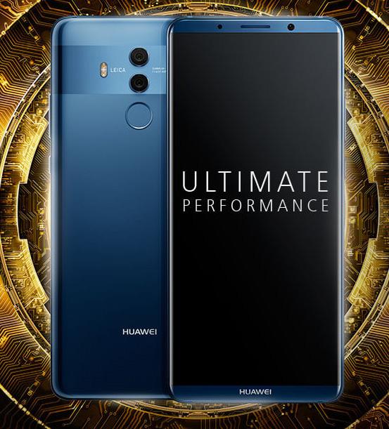 Huawei Mate 10 Pro con 128 GB y 6 GB en RAM