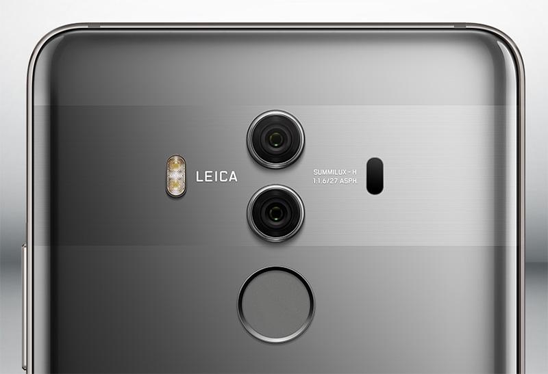 Huawei Mate 10 Pro cámara Dual LEICA