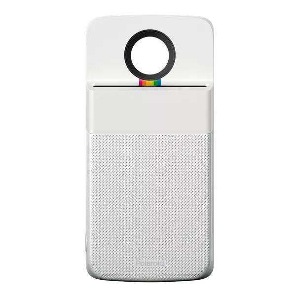Moto Mod Insta-Share Polaroid para imprimir fotos al instante - frente
