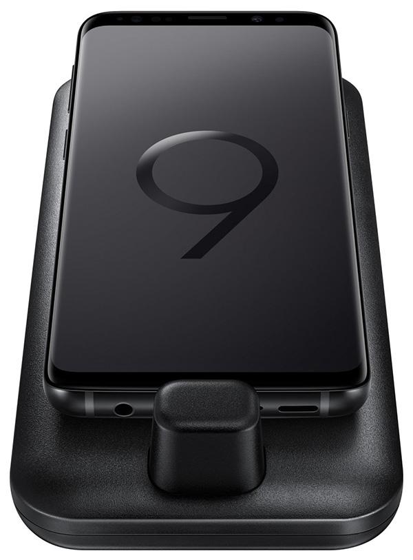 Samsung DeX Pad, para conectar el Galaxy S9 con un monitor, teclado y otros
