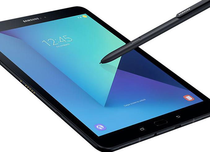 Samsung Galaxy Tab S3 con Pen