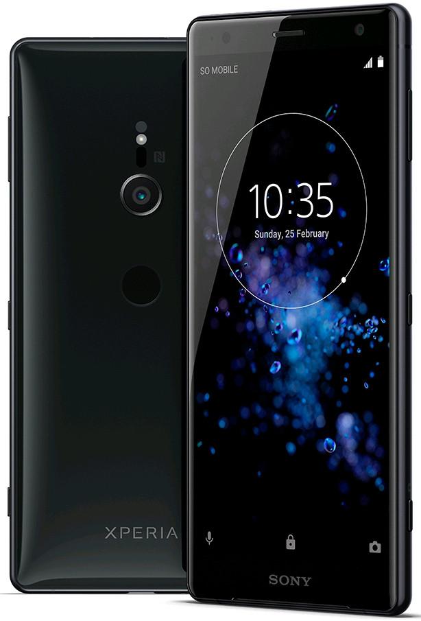 Sony Xperia XZ2 con pantalla 18:9