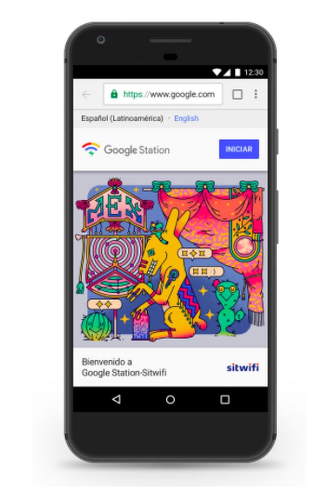 Google Station llega a México