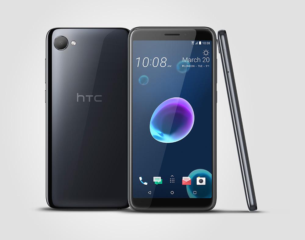 HTC Desire 12 para México pantalla a 18:9 borde a borde