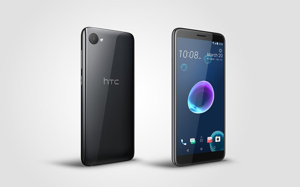 HTC Desire 12 para México pantalla y cámara posterior