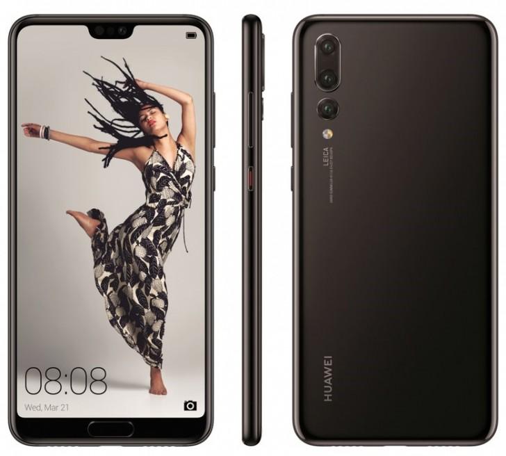Huawei P20 Pro oficial