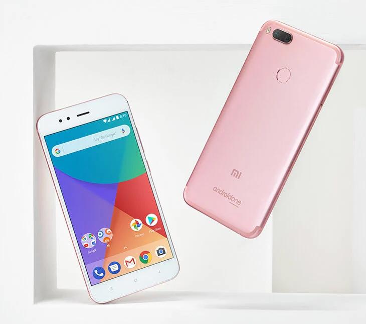 Xiaomi Mi A1 con Android One en México