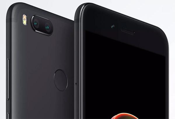 Xiaomi Mi A1 con Android One - cámara dual posterior con zoom óptico