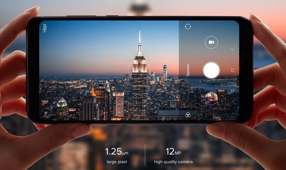 Xiaomi Redmi 5 Plus en México con Telcel - cámara con HDR y flash LED dual de doble tono