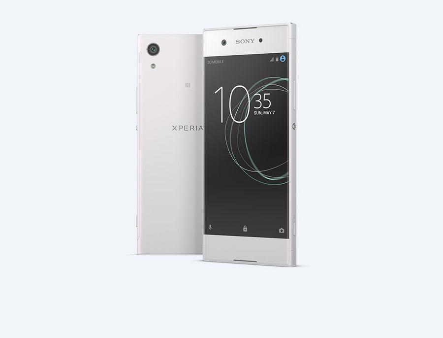 Sony Xperia XA1 color plata