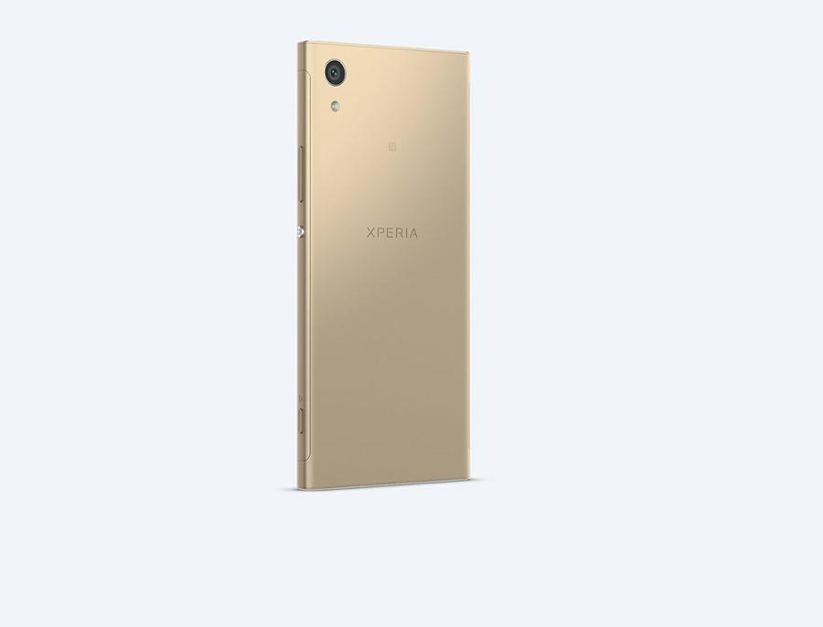 Sony Xperia XA1 color dorado - cámara posterior