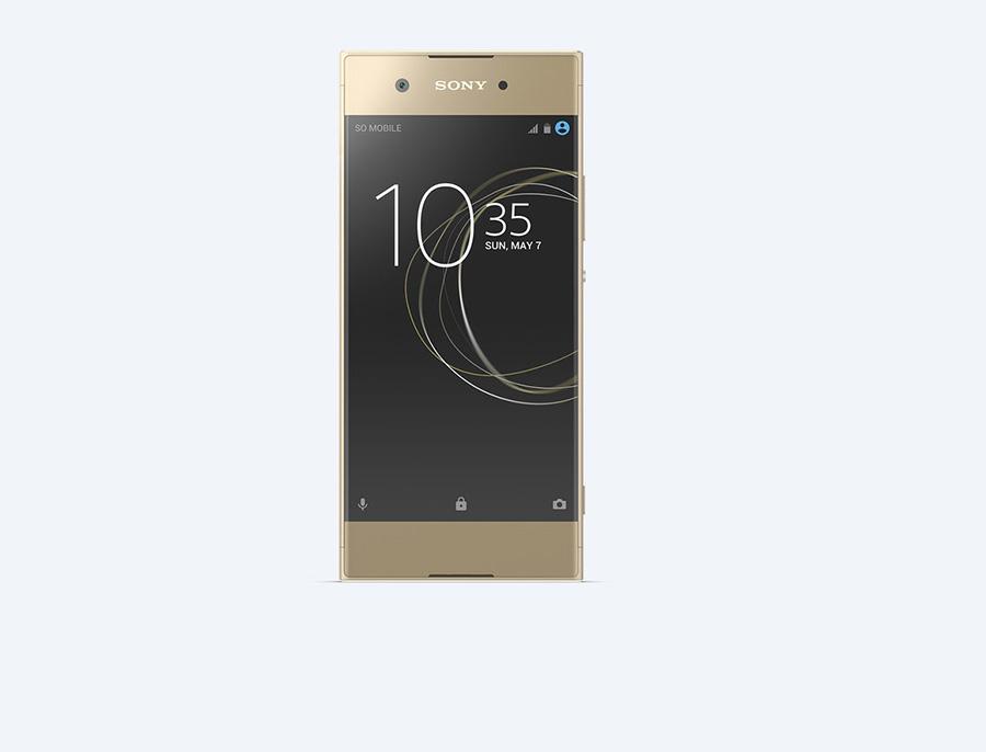 Sony Xperia XA1 color dorado