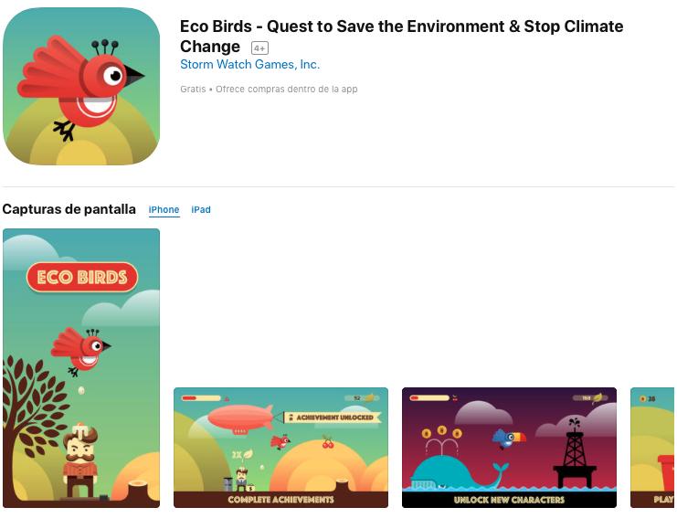 Eco Birds