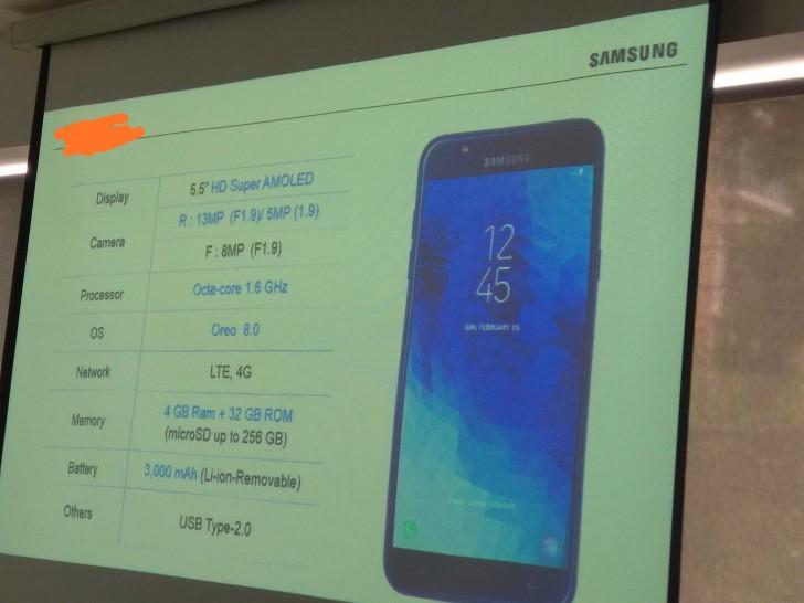 Galaxy J7 Duo especificaciones