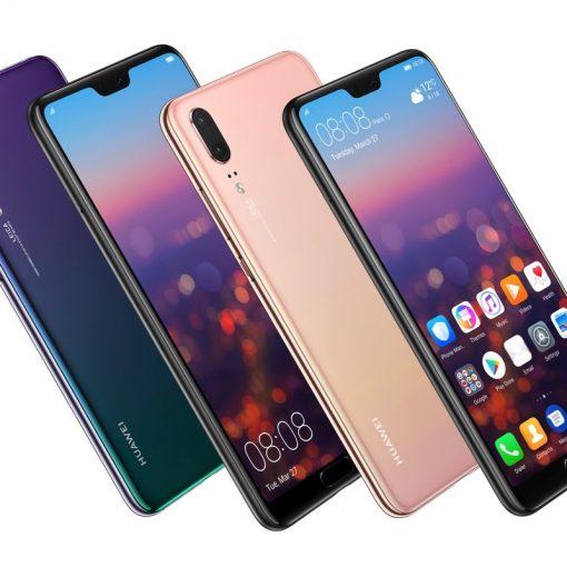 Huawei P20 y Huawei P20 Pro