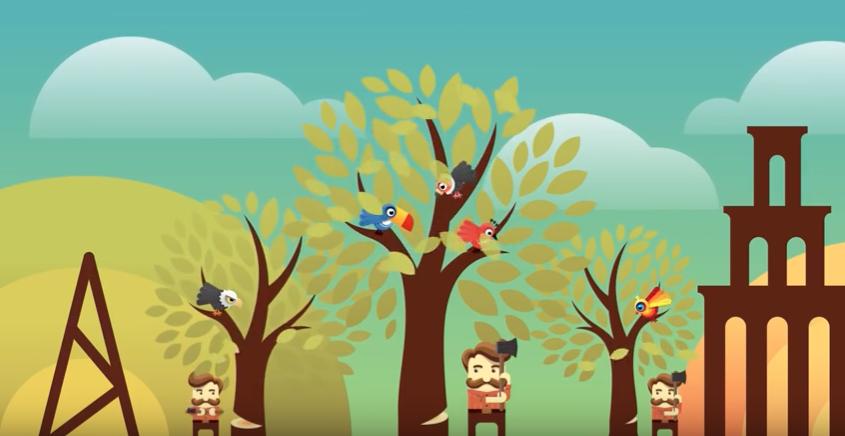 Juego Eco Birds