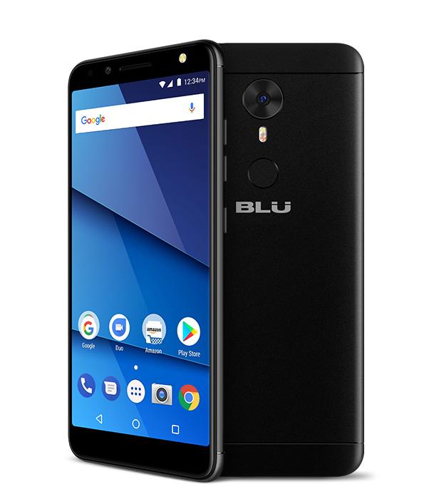Blu Vivo One en México - Pantalla a 18:9 y cámaras con Flash LED