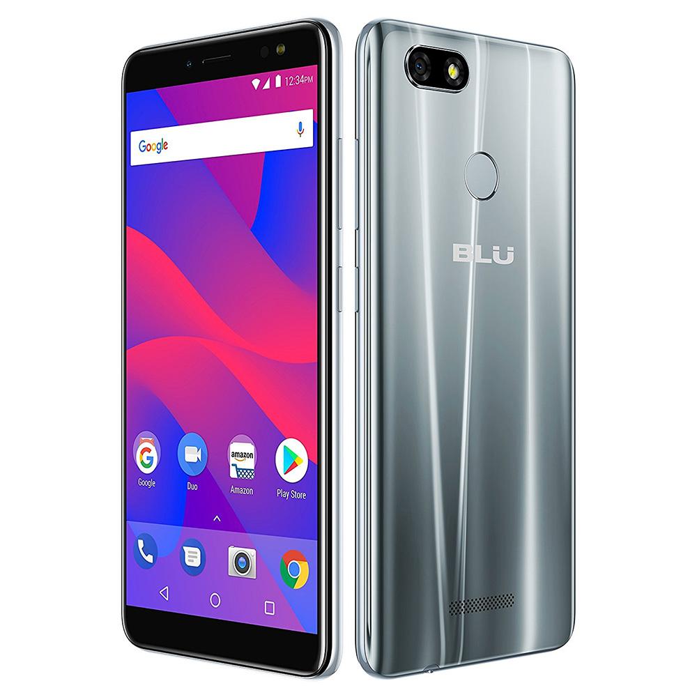 Blu Vivo XL3 pantalla a 18:9 HD+ y cámaras de 13 MP con Flash LED