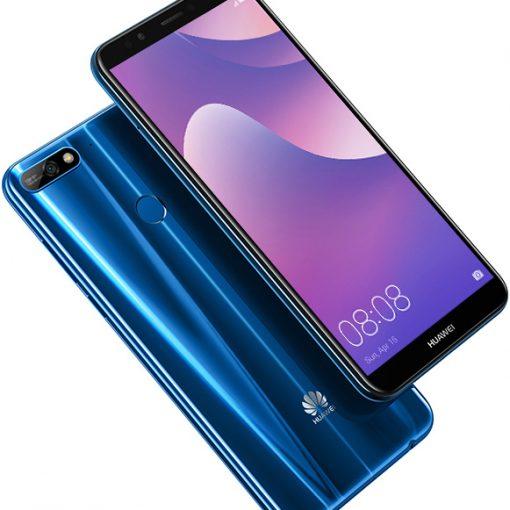 Huawei Y7 2018 con Android 8 Oreo en México