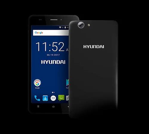 Hyundai Eternity A63L color negro