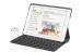 iPad 9.7 2018 con teclado externo