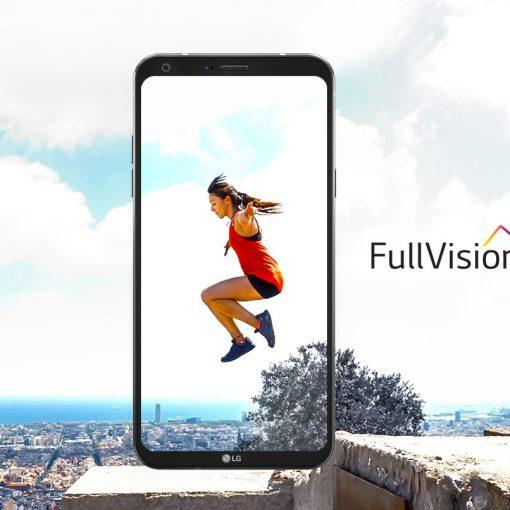 LG Q6 Alpha M700H pantalla FullVision