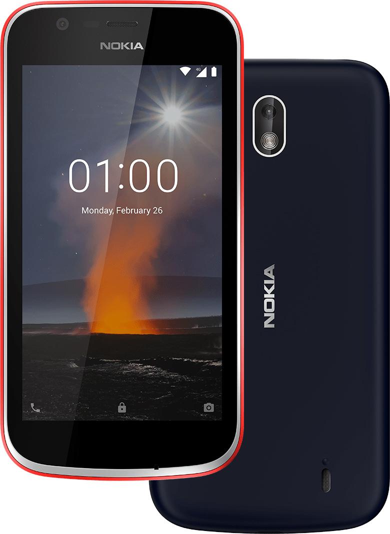 Nokia 1 en México con Android Go edition